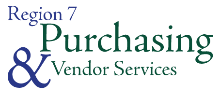 Region 7 Purchasing Cooperative Website